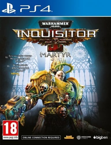 In Warhammer 40000 Inquisitor – Martyr