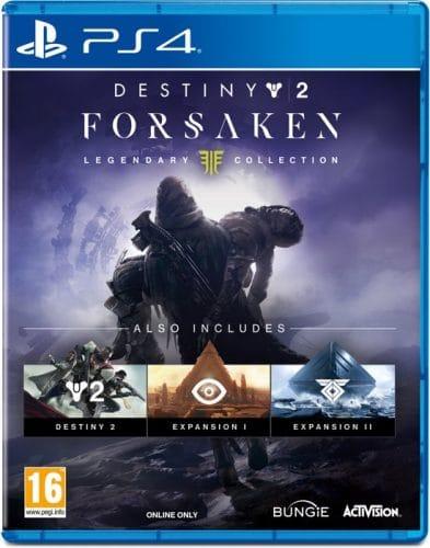 destiny 2 forsaken packshot