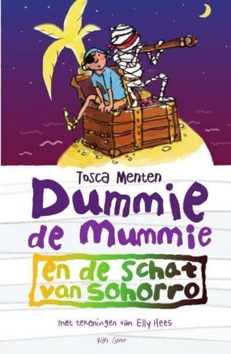 Dummie de Mummie en de schat van Sohorro Tosca Menten