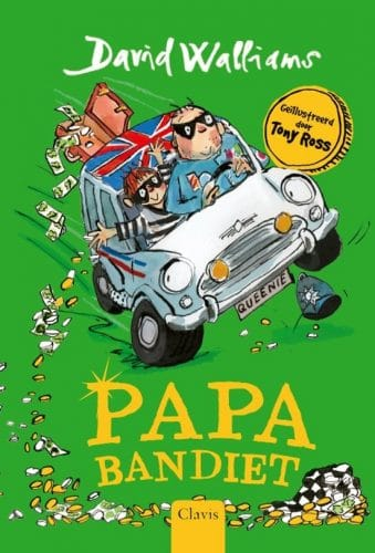 Papa Bandiet David Walliams