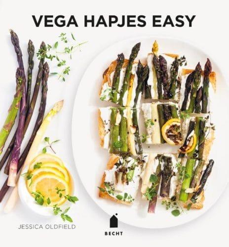 Vega hapjes easy Jessica Oldfield
