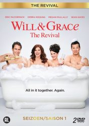Will & Grace - Seizoen 1 Revival seizoen