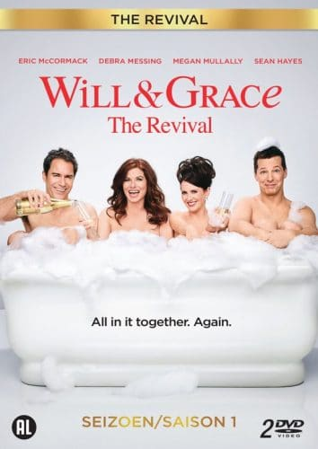 Will Grace Seizoen 1 Revival seizoen