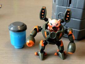 ready2robot uitgepakt en gemonteerd
