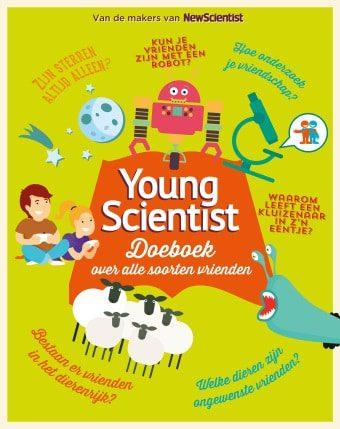 young scientist doeboek vrienden