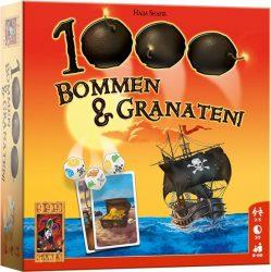 1000 bommen en granaten - 999 games