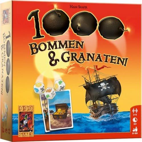 1000 bommen en granaten 999 games