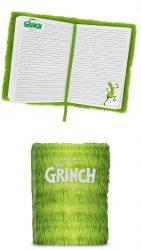 Grinch notitieboekje