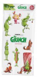 Grinch stickers