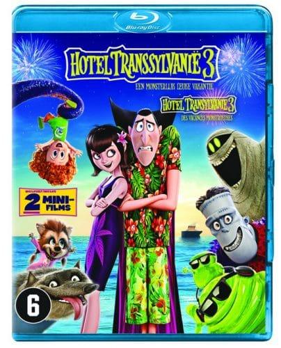 Hotel Transsylvanie 3 Een monsterlijk leuke vakantie