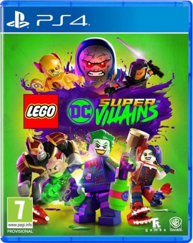 LEGO DC Super Villains packshot