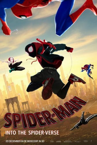 Spider Man  Into The Spider Verse NL  ps 1 jpg sd low Sony Pictures Animation © 2018 CTMG Inc All Rights Reserved