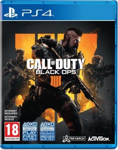 call of duty black ops 4 packshot