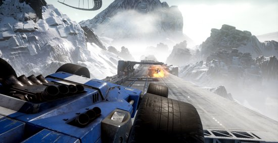 grip combat racing screenshot