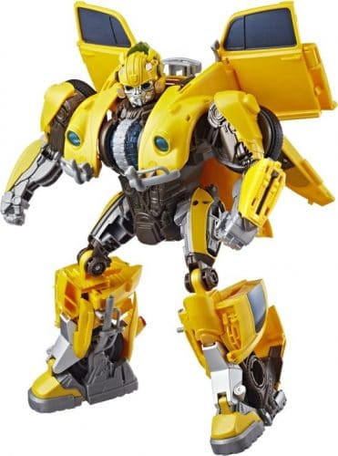 transformers power charge bumblebee robot