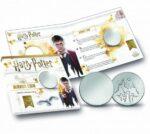 6. Harry Potter Verpakking en munten