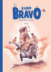 Kamp Bravo - Stefan Boonen