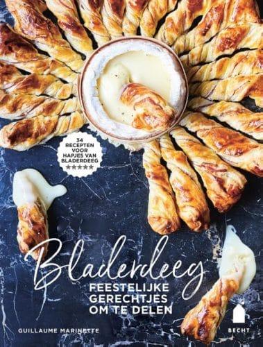 Recepten voor feestelijke gerechtjes om te delen Bladerdeeg