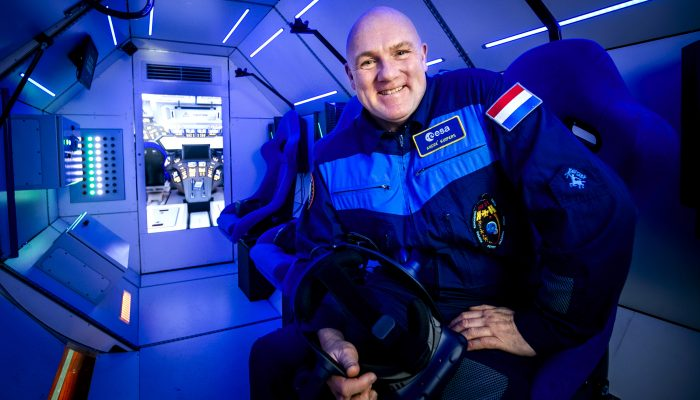 andre kuipers spacebuzz