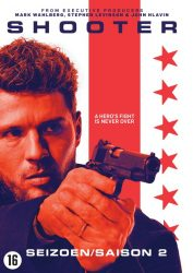 Shooter seizoen 2 dvd