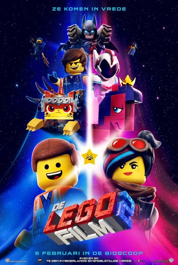LEGO Movie 2 filmposter