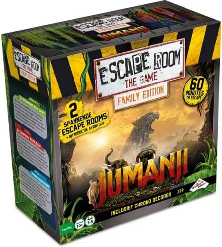 jumanji escape room