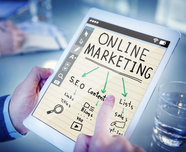ondernemen marketing online