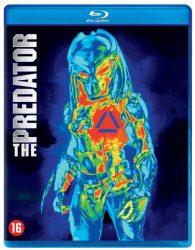 The Predator bluray packshot