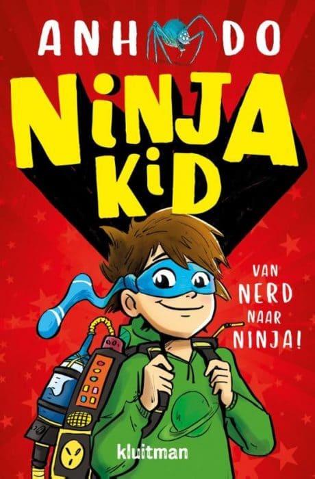 ninja kid van nerd naar ninja