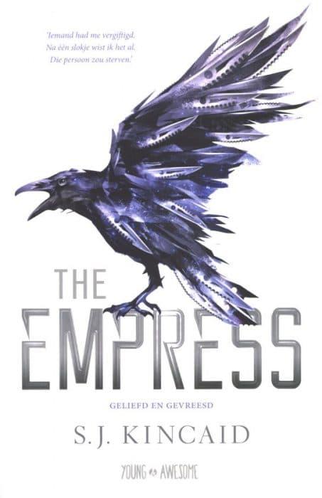 The Empress S.J. Kincaid