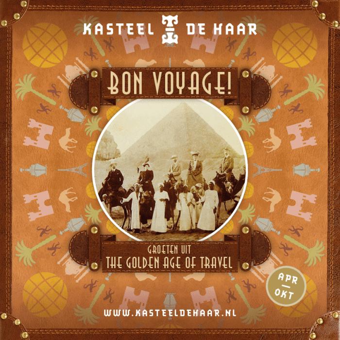 Bon Voyage! Groeten uit The Golden Age of Travel