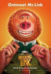 Missing Link filmposter