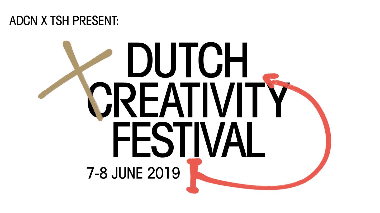 DUTCH CREATIVITY FESTIVAL