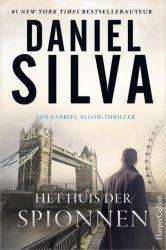Het huis der spionnen, Daniel Silva