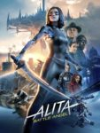 alita battle angel dvd cover