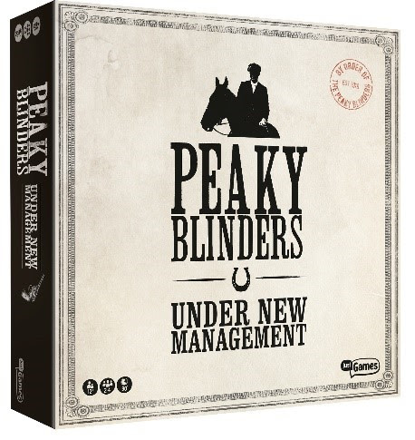 peaky binders bordspel just games