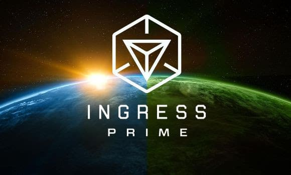 Ingress Augmented Reality finale