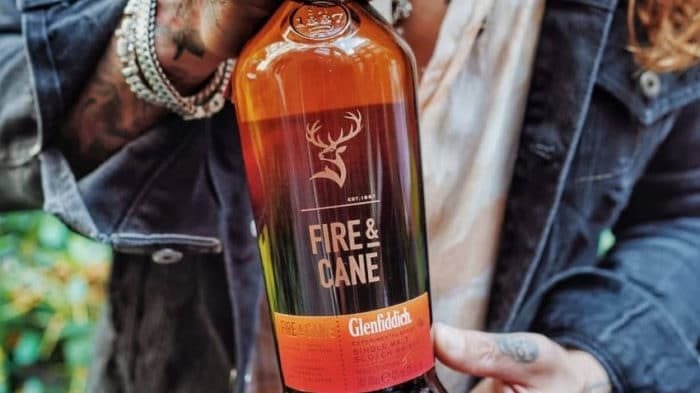 cropped glenfiddich fire and cane