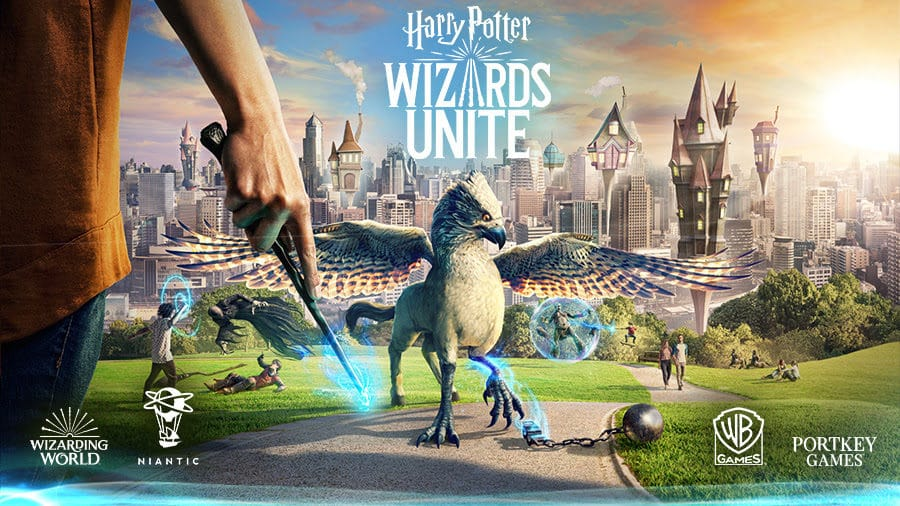 cropped harry potter wizarding world creative banner
