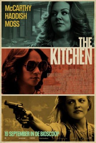 The Kitchen filmposter
