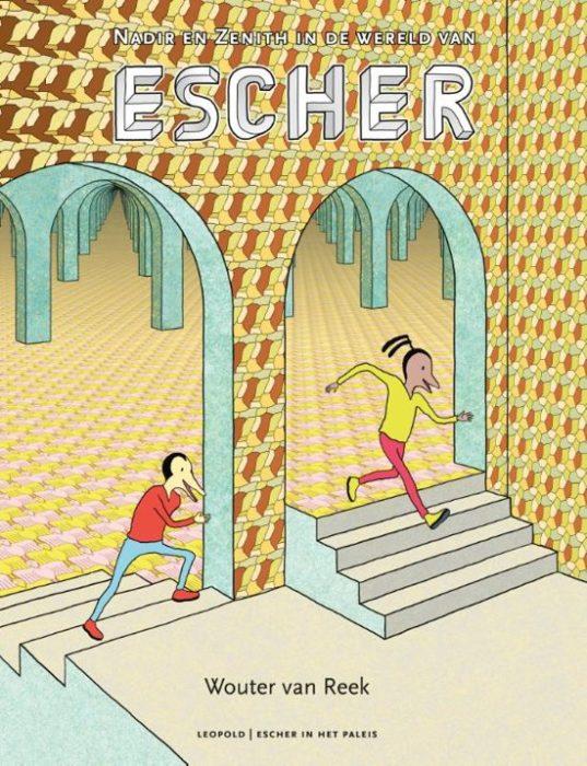 nadir en zenith in de wereld van Escher