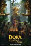 Dora and the Lost City of Gold filmposter