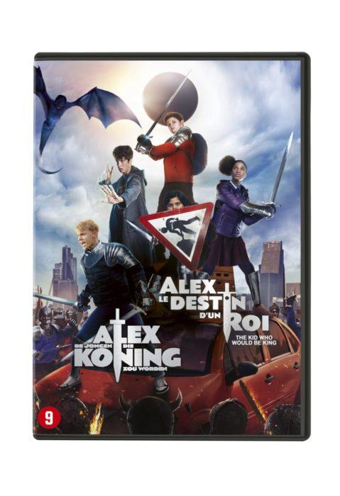 alex de jongen die koning zou worden