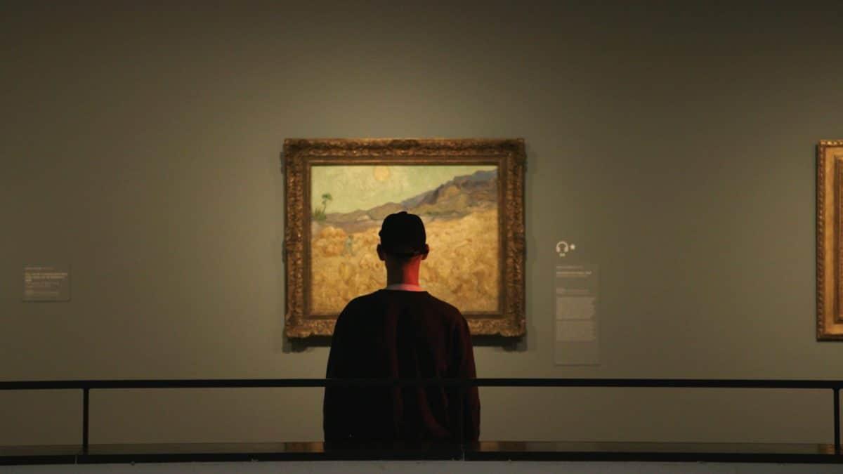 Van Gogh Museum x Floor van het Nederend