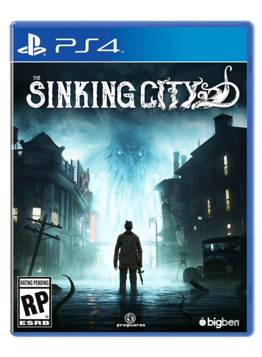 the sinking city packshot