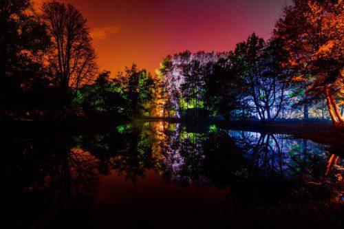 De Magische lichtshow De Grote Schijn