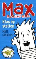 Max Modderman, klas op stelten, Matt Stanton