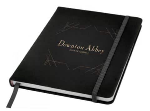 Notitieboekje Downton Abbey