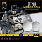 batman mirror coin