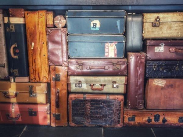 koffers verzameling
